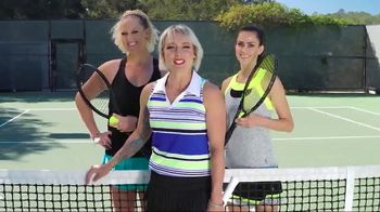 Tennis Warehouse TV Spot, 'Coolest Items Online' Ft. Bethanie Mattek-Sands - Thumbnail 9