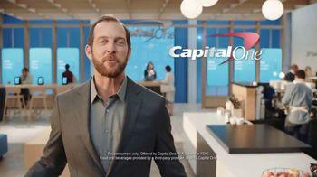 Capital One TV Spot, 'Falling Facades: Café' - Thumbnail 8