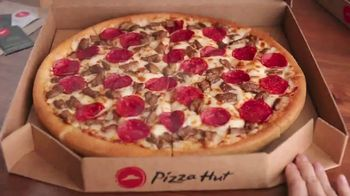 Pizza Hut TV Spot, 'The Pizza You Crave' - 1912 commercial airings