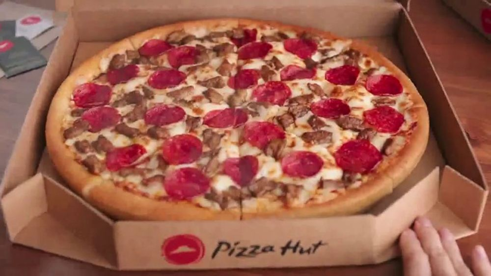 pizza hut tv commercial the pizza you crave ispot tv