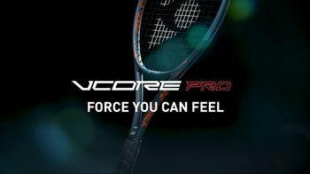 YONEX VCORE PRO TV Spot, 'Force You Can Feel' Featuring Stan Wawrinka - Thumbnail 8