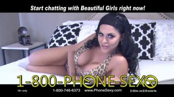 1-800-PHONE-SEXY TV Spot, 'Stop Swiping and Start Chatting'