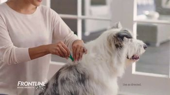 Frontline Plus TV Spot, 'For Dogs and Cats' - Thumbnail 7