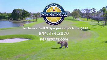 PGA National Resort and Spa TV Spot, 'The Bear Trap' - Thumbnail 10
