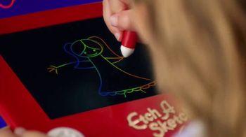 Etch A Sketch Freestyle TV Spot, 'Draw, Stamp, Create: Princess'