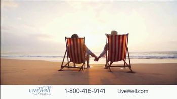 Live Well Financial TV Spot, 'Home Equity Conversion Mortgages'