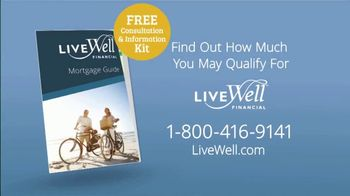 Live Well Financial TV Spot, 'Home Equity Conversion Mortgages' - Thumbnail 5