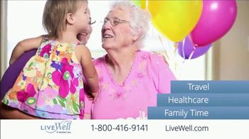 Live Well Financial TV Spot, 'Home Equity Conversion Mortgages' - Thumbnail 8