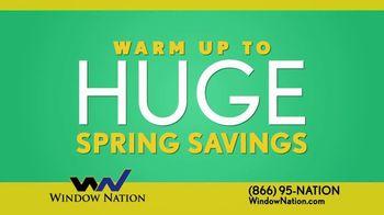 Window Nation Spring Savings Event TV Spot, 'Two Free Windows' - Thumbnail 3