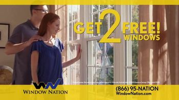 Window Nation Spring Savings Event TV Spot, 'Two Free Windows' - Thumbnail 5
