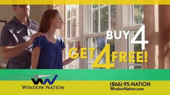 Window Nation Spring Savings Event TV Spot, 'Two Free Windows' - Thumbnail 7