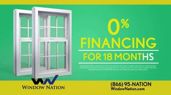 Window Nation Spring Savings Event TV Spot, 'Two Free Windows' - Thumbnail 8