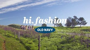 Old Navy TV Spot, 'Say Hi to the Tiered Cami Dress' Song by Icona Pop - Thumbnail 1
