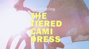 Old Navy TV Spot, 'Say Hi to the Tiered Cami Dress' Song by Icona Pop - Thumbnail 4