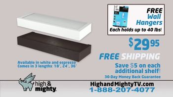 High & Mighty Floating Shelf TV Spot, 'Amy' - Thumbnail 7