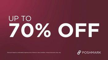 Poshmark TV Spot, 'Overflowing Closet: 70 Percent Off' - Thumbnail 9