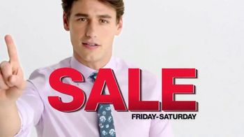 Macy's One Day Sale TV Spot, 'Suits, Comforter Sets and Appliances' - Thumbnail 2