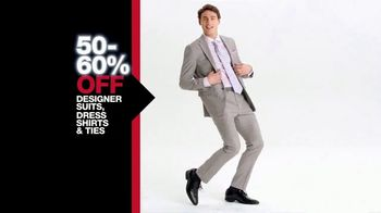 Macy's One Day Sale TV Spot, 'Suits, Comforter Sets and Appliances' - Thumbnail 4