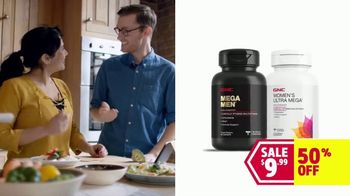 GNC Lowest Prices of the Season Sale TV Spot, 'Up to 50 Percent Off' - Thumbnail 6