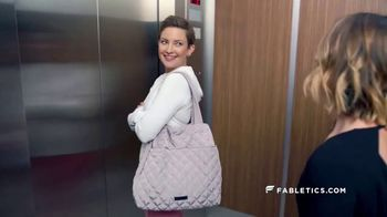 Fabletics.com Leggings TV Spot, 'Demand Attention' Featuring Kate Hudson