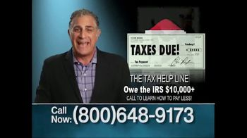 The Tax Helpline TV Spot, 'The IRS Wants Your Money' - Thumbnail 2