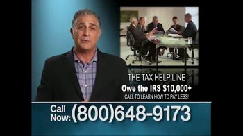 The Tax Helpline TV Spot, 'The IRS Wants Your Money' - Thumbnail 3