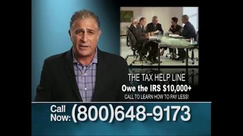 The Tax Helpline TV Spot, 'The IRS Wants Your Money' - Thumbnail 4