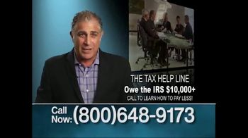 The Tax Helpline TV Spot, 'The IRS Wants Your Money' - Thumbnail 5