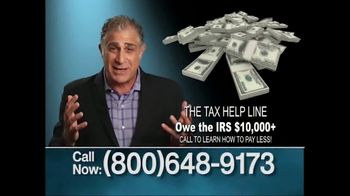 The Tax Helpline TV Spot, 'The IRS Wants Your Money' - Thumbnail 6