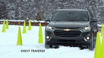 2018 Chevrolet Trax TV Spot, 'Snowstorm' [T2] - Thumbnail 4