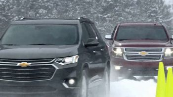 2018 Chevrolet Trax TV Spot, 'Snowstorm' [T2] - Thumbnail 6