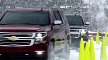 2018 Chevrolet Trax TV Spot, 'Snowstorm' [T2] - Thumbnail 7