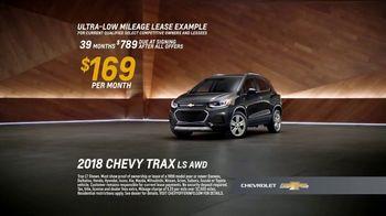 2018 Chevrolet Trax TV Spot, 'Snowstorm' [T2] - Thumbnail 8