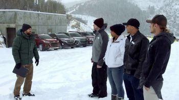 2018 Chevrolet Trax TV Spot, 'Snowstorm' [T2]