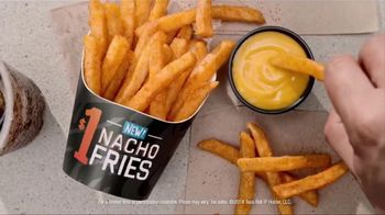 Taco Bell Nacho Fries TV Spot, 'Taste What's Next'