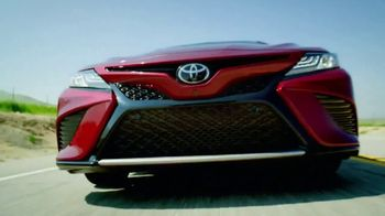 2018 Toyota Camry TV Spot, 'The Thrill Machine' [T1] - Thumbnail 2