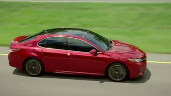 2018 Toyota Camry TV Spot, 'The Thrill Machine' [T1] - Thumbnail 5