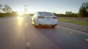 2018 Toyota Camry TV Spot, 'The Thrill Machine' [T1] - Thumbnail 6