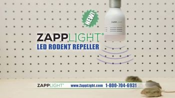ZappLight Rodent Repeller TV Spot, 'Mice Are Not Welcome' - Thumbnail 3