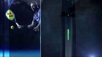 YONEX EZONE Blue TV Spot, 'Unleash the Power of Sweet' Feat. Nick Kyrgios - Thumbnail 3