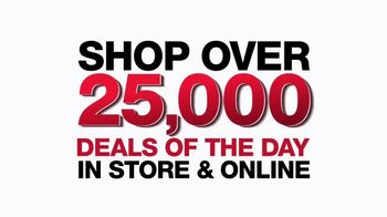 Macy's One-Day Sale TV Spot, 'Fine Jewelry, Shoes and Luggage' - Thumbnail 10