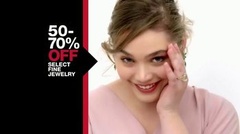 Macy's One-Day Sale TV Spot, 'Fine Jewelry, Shoes and Luggage' - Thumbnail 4