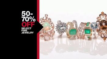 Macy's One-Day Sale TV Spot, 'Fine Jewelry, Shoes and Luggage' - Thumbnail 5