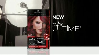 Schwarzkopf Color Ultime TV Spot, 'From Backstage to Your Home' - Thumbnail 4