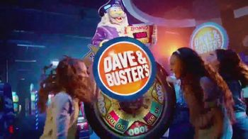 Dave and Buster's TV Spot, 'Kids Can Play Four for Free' - Thumbnail 2