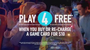 Dave and Buster's TV Spot, 'Kids Can Play Four for Free' - Thumbnail 6