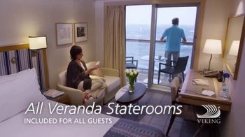 Viking Cruises TV Spot, 'World's Best' - Thumbnail 5