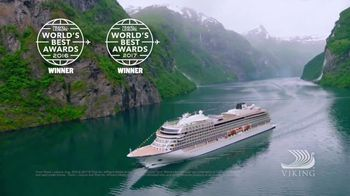 Viking Cruises TV Spot, 'World's Best' - Thumbnail 7