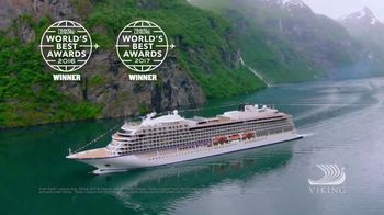 Viking Cruises TV Spot, 'World's Best' - Thumbnail 8