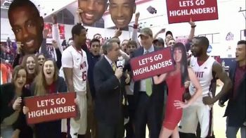 College Insider TV Spot, 'NJIT: Highlander Win' - 4 commercial airings